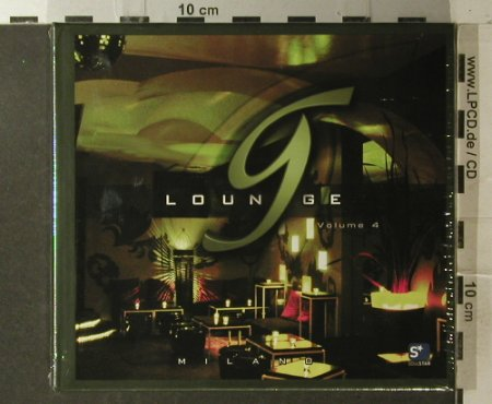 V.A.G Lounge: Milano, Vol.4 , Digi, FS-New, Soulstar(cls0001062), , 2007 - 2CD - 96210 - 11,50 Euro