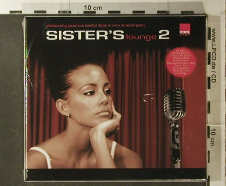 V.A.Sister's Lounge: 2, Box, FS-New, Cool d: Vision(CLD cd 031/05), I, 2007 - CD - 96222 - 10,00 Euro