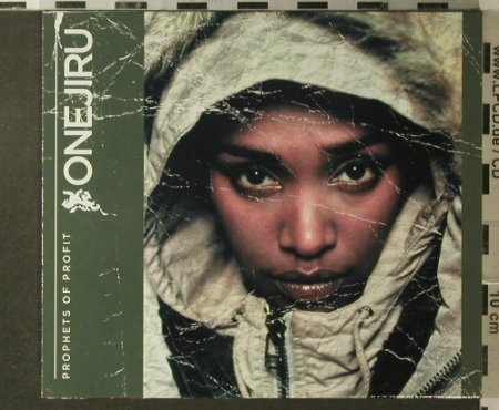Onejiru: Prophets Of Profit, Golden Delicious(GDM001), EU, 2006 - CD - 96243 - 10,00 Euro