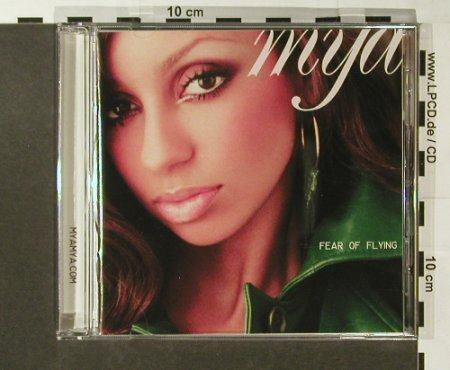 MYA: Fear of Flying, Interscope(490 640-2), EU, 2000 - CD - 96463 - 10,00 Euro