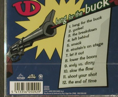 Ugly Duckling: Bang for the Buck, FS-New, Locke High Music(), , 2006 - CD - 96478 - 10,00 Euro