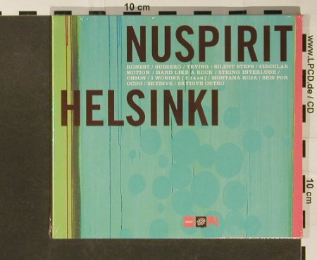 Nuspirit Helsinki: Same, Digi, FS-New, Guidance(), EU, 02 - CD - 96761 - 14,00 Euro