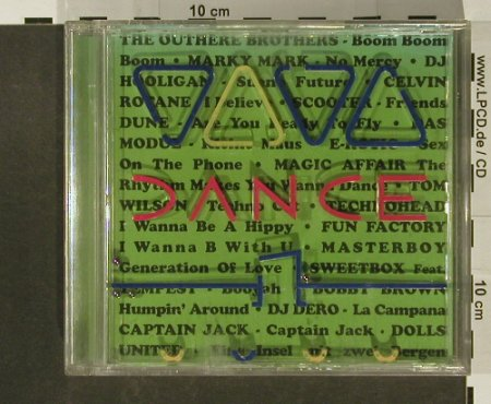 V.A.Viva Dance Vol.1: 20 Tr., Virgin(), D, 1995 - CDgx - 96762 - 7,50 Euro