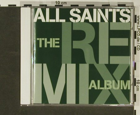 All Saints: The Remix Album, Pete Tong, London(), , 98 - CD - 96840 - 7,50 Euro