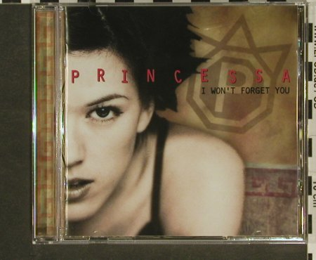 Princessa: I Won't Forget You, EW(), D, 99 - CD - 96934 - 5,00 Euro