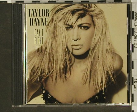 Dayne,Taylor: Can't Fight Fate, Arista(), D, 89 - CD - 96950 - 4,00 Euro