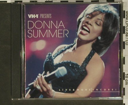 Summer,Donna: Live & More Encore!, Epic(), A, 1999 - CD - 96991 - 7,50 Euro