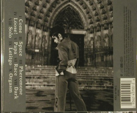 Prince: Come, 1958-1993, WB(), D, 1994 - CD - 97124 - 5,00 Euro