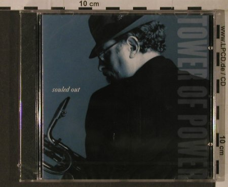 Tower Of Power: Souled Out, FS-New, Epic(480942 2), A, 1995 - CD - 97140 - 7,50 Euro