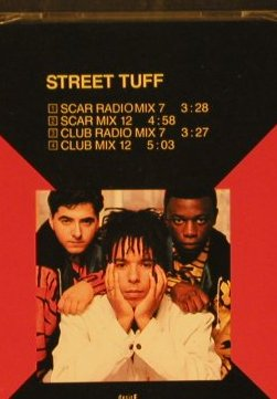 Double Trouble & Rebel M.C.: Street Tuff*4, Desire(873 233-2), EU, 1999 - CD5inch - 97297 - 1,50 Euro