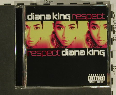 King,Diana: Respect, Maverick(), D, 02 - CD - 97457 - 7,50 Euro