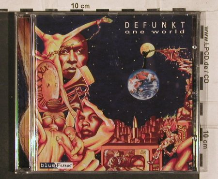 Defunkt: One World, Alternatio(), D,  - CD - 97476 - 10,00 Euro