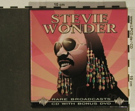 Wonder,Stevie: Rare Broadcasts, Box, American Legend(SMC2571), China, 2005 - 2CD - 97486 - 7,50 Euro