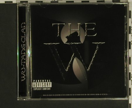 WU-Tang Clan: The W, Loud Rec.(499576 2), UK, 2000 - CD - 97563 - 7,50 Euro