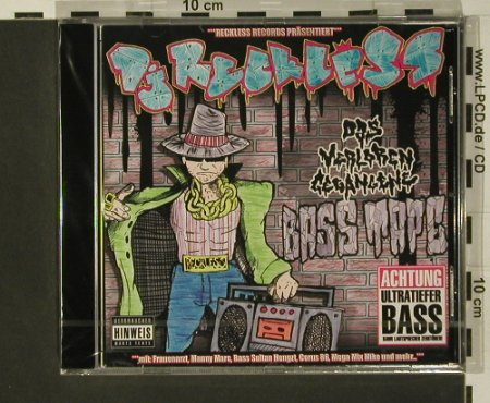 DJ Reckless: Das Verloren Gegangene Bass Tape, Reckless(RR05), , FS-New, 2007 - CD - 97654 - 7,50 Euro