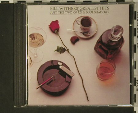 Withers,Bill: Greatest Hits,10 Tr., CBS(), A, 1981 - CD - 97742 - 7,50 Euro