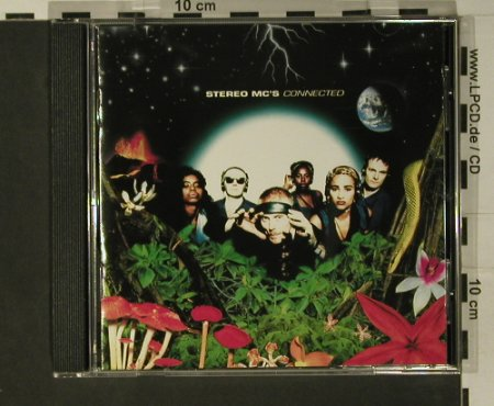 Stereo Mc's: Connected, Island(512 743-2), F, 1992 - CD - 97809 - 7,50 Euro