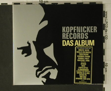 V.A.Kopfnicker Records: Das Album, Digi, EastWest(KNR010), D, 2000 - CD - 97957 - 10,00 Euro