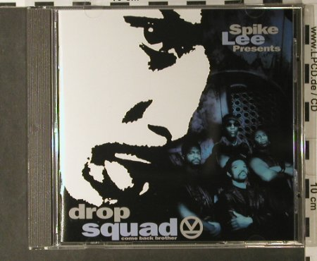 Spike Lee pres.: Drop Squad from Soundtrack, MCA(), , 1994 - CD - 98058 - 5,00 Euro