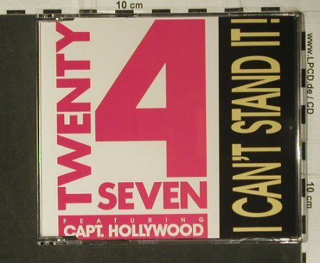 Twenty 4 Seven: I Can't Stand It*3, BCM(20395), D,  - CD5inch - 98766 - 3,00 Euro