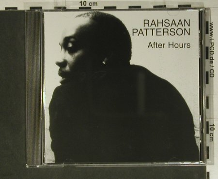 Patterson,Rahsaan: After hours, Artistry(), UK, 2004 - CD - 98833 - 12,50 Euro