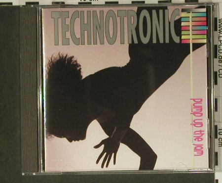 Technotronic: Pump Up The Jam, BCM(50376), D,  - CD - 98847 - 10,00 Euro