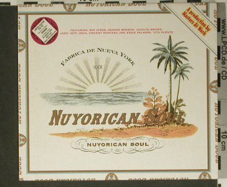 "Nuyorican Soul: Same +CD5"", Mercury(534 451-2), D, 1997 - 2CD - 98893 - 12,50 Euro"