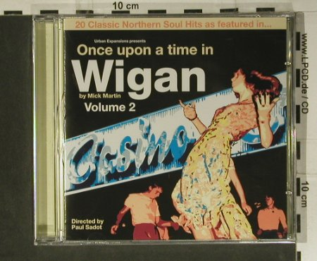 V.A.Once Upon A Time In Wigan 2: By Mick Martin, FS-New, bbe(BBECD059), F, 2005 - CD - 98918 - 12,50 Euro