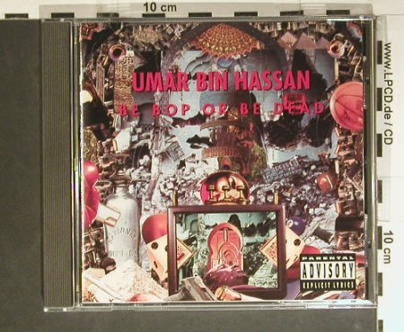 Umar Bin Hassan (V.A.): Be Bop Or Be Dead, Axiom(), D, 1993 - CD - 98944 - 10,00 Euro
