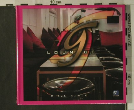 V.A.G-Lounge Milano: Vol. 5, Digi, FS-New, Soulstar(cls0001342), , 2008 - 2CD - 99292 - 10,00 Euro