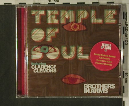 Temple of Soul: Brothers in Arm, FS-New, Hypertension(HYP 8262), EU, 2008 - CD - 99303 - 10,00 Euro