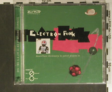 V.A.Electron Funk: Dancefloor Electronica.. Re/Un Rmx, Dust2Dust(), D,  - 2CD - 99367 - 10,00 Euro