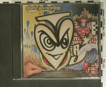 V.A.Atlantic JaxxRecordings: A CompilationBasementJaxx, Atlantic Jaxx(Jaxxcd01), UK, 1997 - CD - 99376 - 5,00 Euro