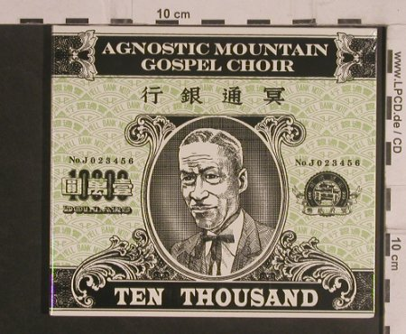 Agnostic Mountain Gospel Choir: Ten Thousand, Digi, FS-New, Balling the Jack(BTJ01 CD), ,  - CD - 99497 - 7,50 Euro