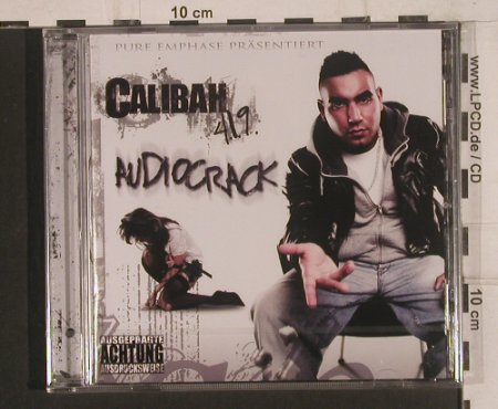Caliban 4.1.9.: Audiocrack, FS-New, Pure Emphase(PE002), , 2008 - CD - 99628 - 7,50 Euro