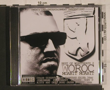 Woroc: Moabit, Moabit, FS-New, Distributionz(), , 2008 - CD - 99667 - 10,00 Euro
