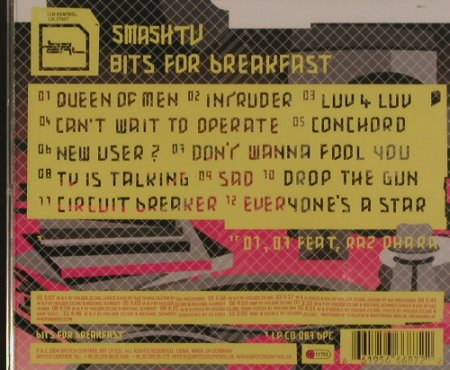 Smash TV: Bits for Breakfast, FS-New, Bpitch Control(087), D, 2004 - CD - 99790 - 5,00 Euro