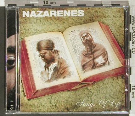 Nazarenes: Songs of Life, co, Heartbeat(20649), NL, 2004 - CD - 50015 - 6,00 Euro
