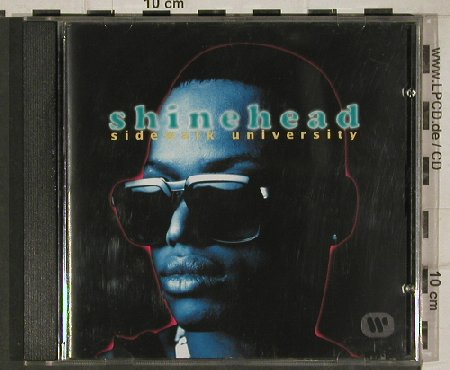Shinehead: Sidewalk University, Elektra(), D, 1992 - CD - 50022 - 5,00 Euro