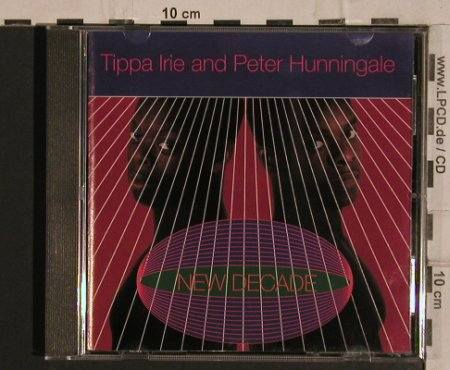 Irie,Tippa & Peter Hunningale: New Decade, Mango(510 095-2), UK, 1991 - CD - 50297 - 7,50 Euro