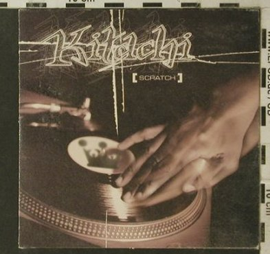 Kitachi: Scratch*2+2., Digi, Dope(DOP002), UK, 1996 - CD5inch - 50639 - 2,50 Euro