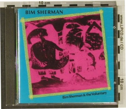 Sherman,Bim & the Voluntary: Same, Century Media(CENTURY 100), ,  - CD - 50656 - 7,50 Euro