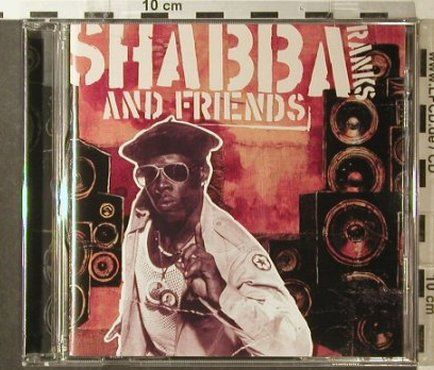 Ranks,Shabba & Friends: Same, Epic(), A, 99 - CD - 50876 - 5,00 Euro
