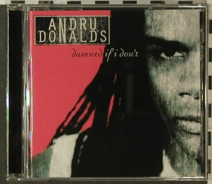Donalds,Andru: Damned If I Don't, Metro Blue(), EEC, 97 - CD - 50924 - 5,00 Euro