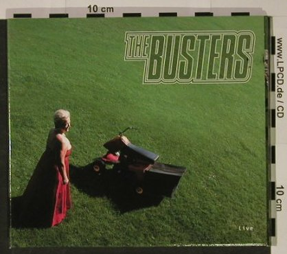 Busters: Live, Digi, Pork Pie(), EU, 2002 - CD - 51223 - 7,50 Euro