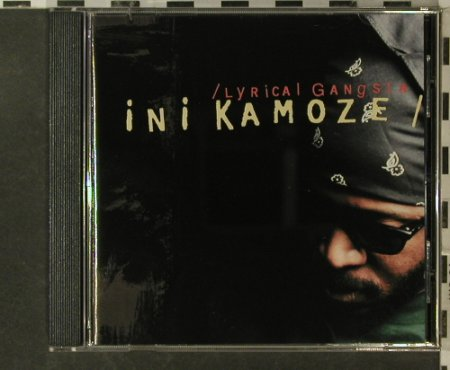 Kamoze,Ini: Lyrical Gangsta, EW(), D, 95 - CD - 51629 - 5,00 Euro