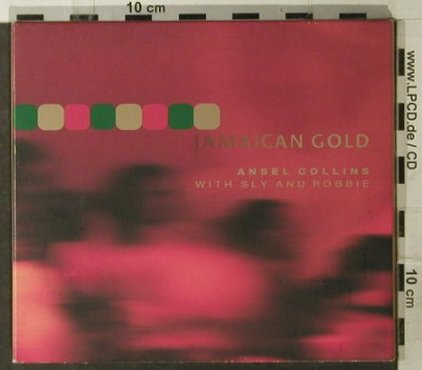 Collins,Ansel with Sly & Robbie: Jamaican Gold, Digi, Moll-Selekta(12144-2), D, 2002 - CD - 51811 - 9,00 Euro