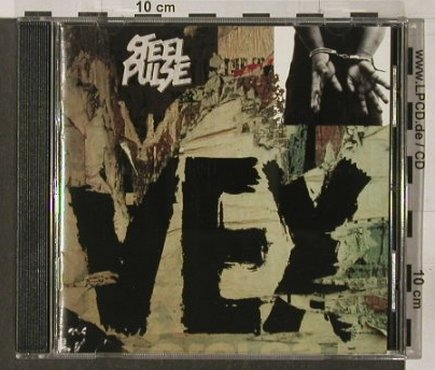 Steel Pulse: Vex, MCA(), UK, 94 - CD - 51883 - 10,00 Euro