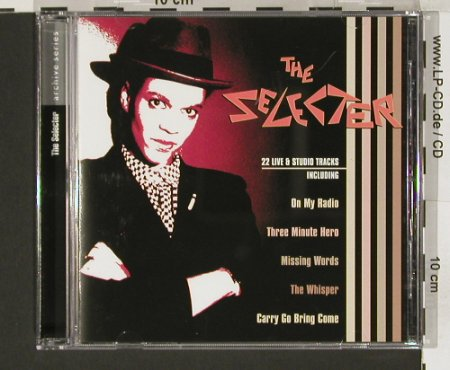 Selecter: Archive, 22 Tr., Rialto(), UK, 01 - CD - 51947 - 10,00 Euro