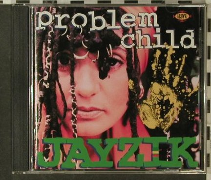 Jayzik: Problem Child, Ariwa(ARICD162), UK,  - CD - 52029 - 6,00 Euro